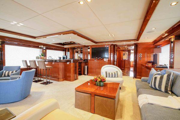 2010 Trinity Yachts 164' Tri-Deck Motor Yacht ASPEN ALTERNATIVE   Picture 1 of 30