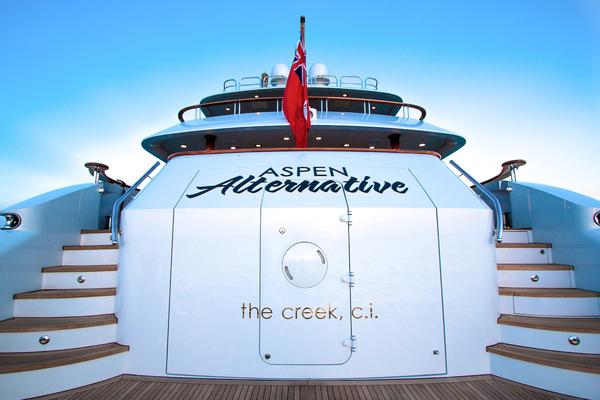 2010 Trinity Yachts 164' Tri-Deck Motor Yacht ASPEN ALTERNATIVE   Picture 6 of 30