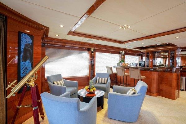2010 Trinity Yachts 164' Tri-Deck Motor Yacht ASPEN ALTERNATIVE   Picture 2 of 30