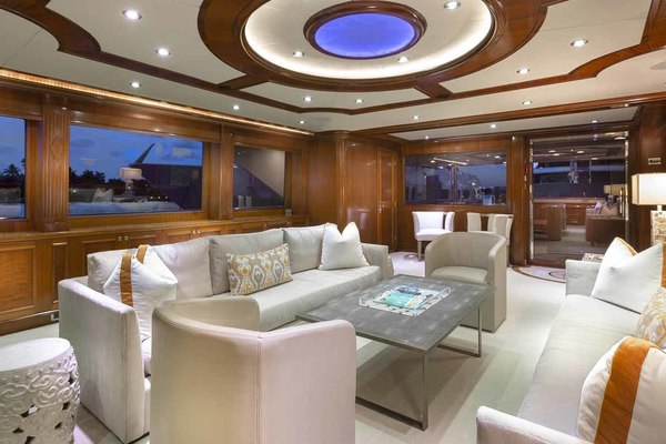 2008 Richmond Yachts 142' Tri-Deck Motor Yacht FAR FROM IT | Picture 5 of 38