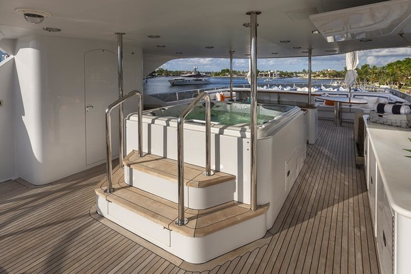 2008 Richmond Yachts 142' Tri-Deck Motor Yacht FAR FROM IT | Picture 7 of 38