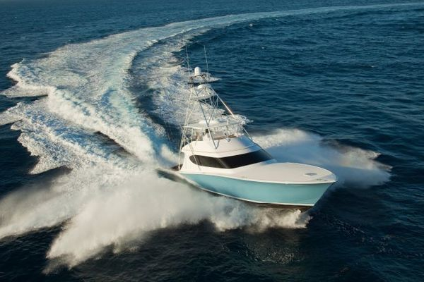 2020 Hatteras 70' GT70 GT70 | Picture 1 of 6