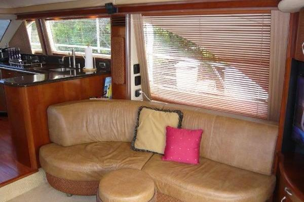 2005 Sea Ray 58' 550 Fab 5 | Picture 4 of 63