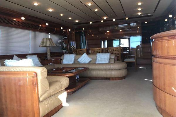 1999 Ferretti Yachts 94' Custom Line 94  | Picture 7 of 13