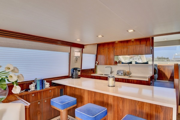 2017 Viking 75' Motor Yacht Neenah | Picture 4 of 69
