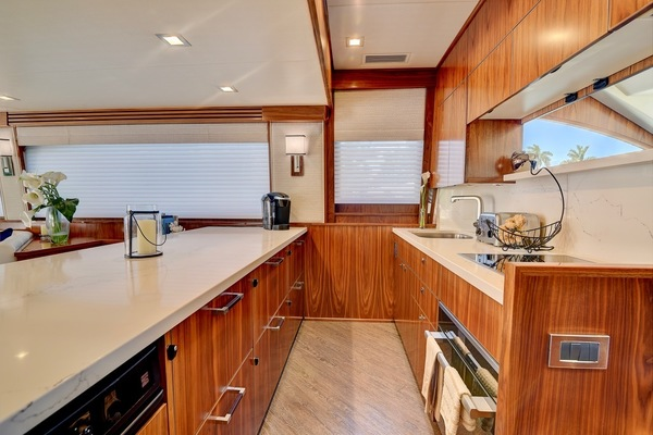 2017 Viking 75' Motor Yacht Neenah | Picture 1 of 69