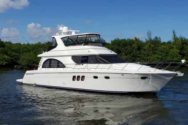 2008 Carver 52' Voyager Queen Gayana | Picture 2 of 87