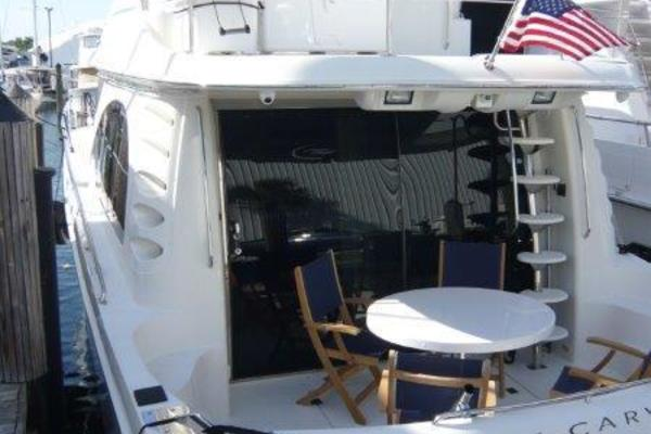 2008 Carver 52' Voyager Queen Gayana | Picture 5 of 87