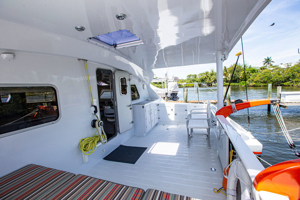 2018 Atlantic 49' 49 Catamaran Wabi Sabi | Picture 5 of 55