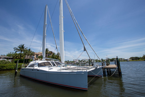 2018 Atlantic 49' 49 Catamaran Wabi Sabi | Picture 1 of 55