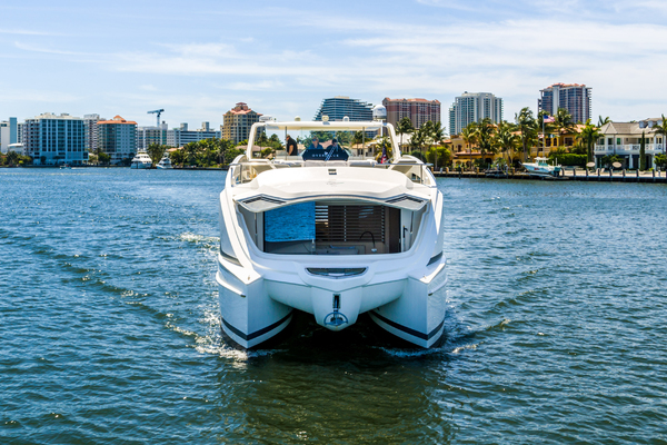 2017 Overblue 64' 58 Power Catamaran Techuila | Picture 2 of 84