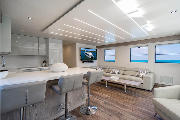 2017 Overblue 64' 58 Power Catamaran Techuila | Picture 8 of 84