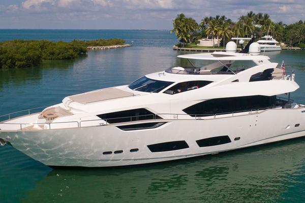 95' Sunseeker 95 Yacht 2017 | Perseverance 3