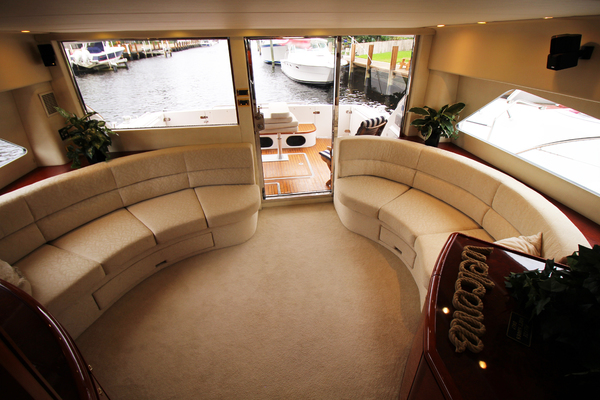 2000 Fairline 65' Squadron 65 Velocity | Picture 5 of 44