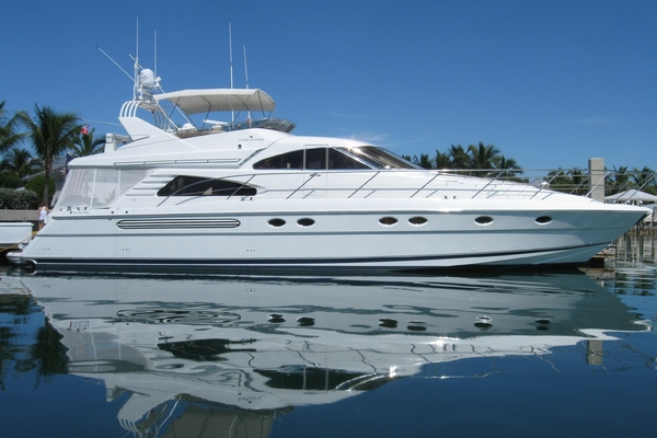 2000 Fairline 65' Squadron 65 Velocity | Picture 1 of 44