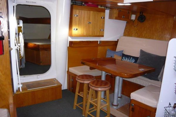 1988 Treworgy 57' Trade Rover Conch Pearl   Picture 8 of 69