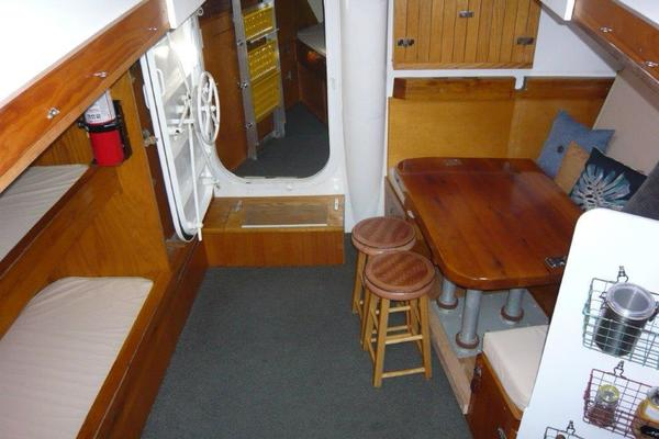 1988 Treworgy 57' Trade Rover Conch Pearl   Picture 7 of 69