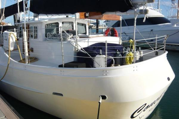 1988 Treworgy 57' Trade Rover Conch Pearl   Picture 6 of 69