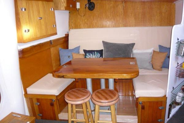 1988 Treworgy 57' Trade Rover Conch Pearl   Picture 3 of 69
