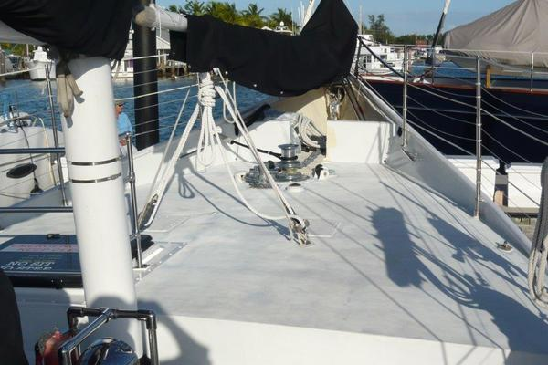 1988 Treworgy 57' Trade Rover Conch Pearl   Picture 4 of 69