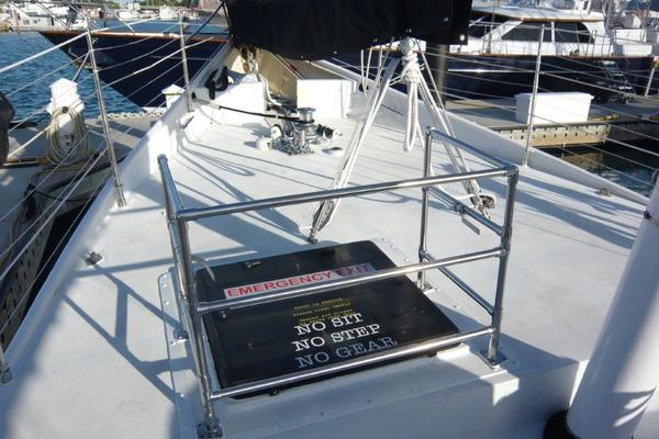 1988 Treworgy 57' Trade Rover Conch Pearl   Picture 5 of 69