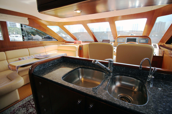 2009 Grand Harbour 67' 67 Motoryacht Always Something | Picture 7 of 64