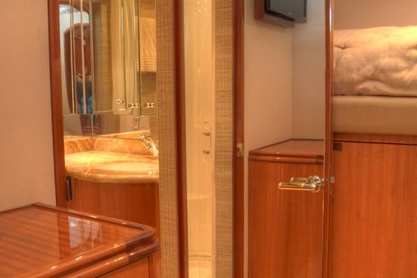 2004 Hatteras 80' Motor Yacht SEA DOZER   Picture 7 of 73