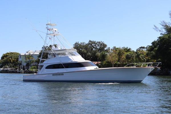 80' Merritt Sport Fisherman 2005 | Speculator