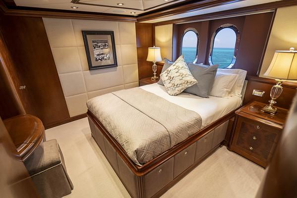 2007 Broward 124 ft  - DREAM