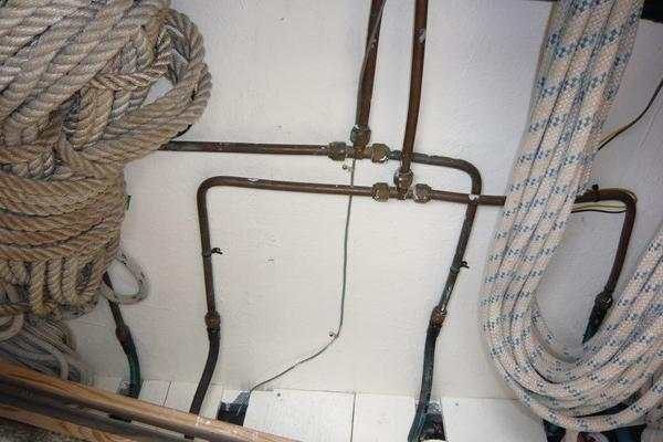 1983 Cheoy Lee 63' Pilothouse Motor Sailor Beleza   Picture 6 of 121