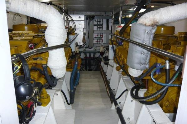 1983 Cheoy Lee 63' Pilothouse Motor Sailor Beleza   Picture 5 of 121