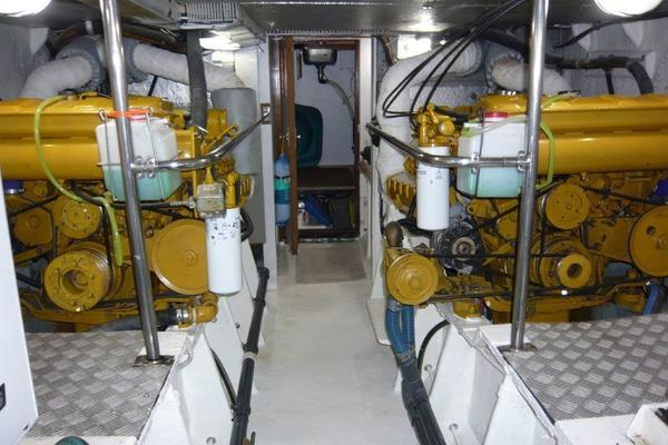 1983 Cheoy Lee 63' Pilothouse Motor Sailor Beleza   Picture 7 of 121