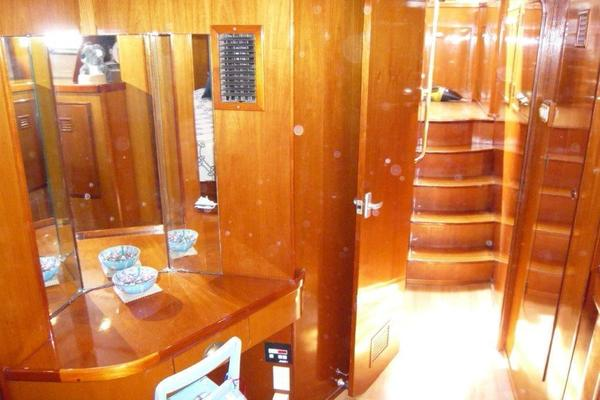 1983 Cheoy Lee 63' Pilothouse Motor Sailor Beleza   Picture 8 of 121