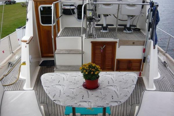1983 Cheoy Lee 63' Pilothouse Motor Sailor Beleza | Picture 8 of 121