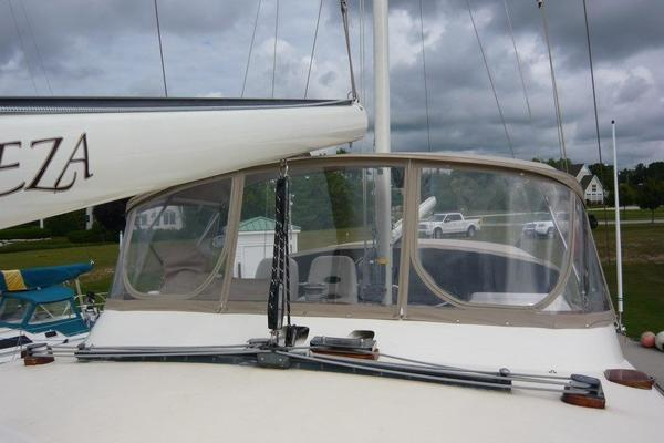 1983 Cheoy Lee 63' Pilothouse Motor Sailor Beleza   Picture 4 of 121