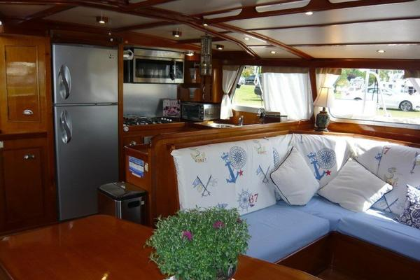 1983 Cheoy Lee 63' Pilothouse Motor Sailor Beleza   Picture 1 of 121