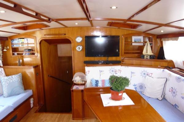 1983 Cheoy Lee 63' Pilothouse Motor Sailor Beleza | Picture 6 of 121