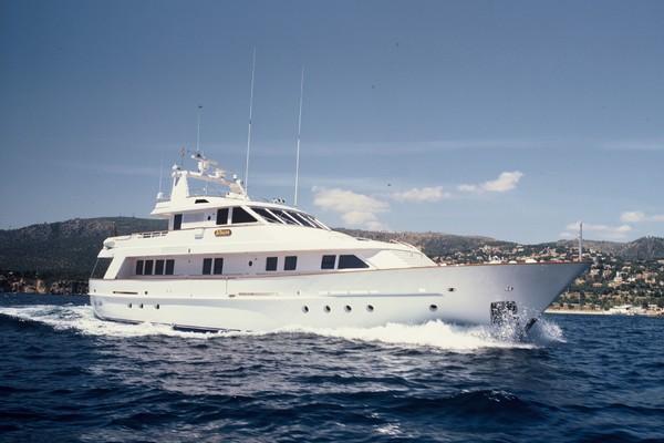 104' Motor Yacht Astilleros De Mallorca 1995 |