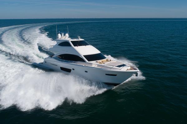 75' Viking Motor Yacht 2018 | Lulu