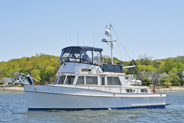 42-ft-Grand Banks-1989-Classic-Sea Horse  New York United States  yacht for sale