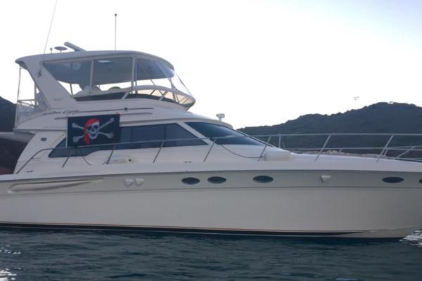 48-ft-Sea Ray-1998-Sedan Bridge-Lady Di Marina Del Rey California United States  yacht for sale