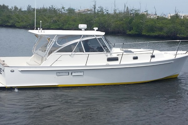40' Legacy Sport Fisherman Express 1997 | Killer Bee
