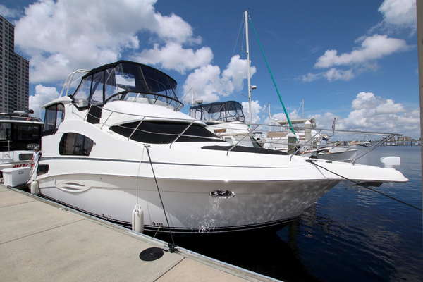 39-ft-Silverton-2006-39 Motor Yacht-TAN FANNEY SEA II Cape Coral Florida United States  yacht for sale