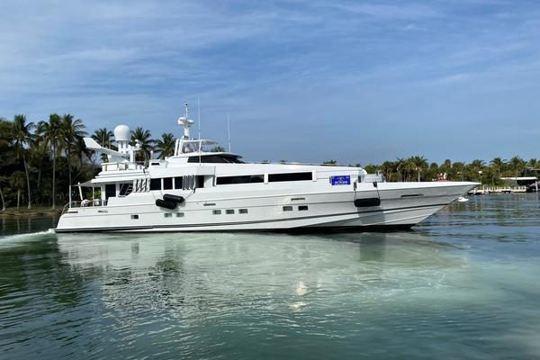 1989 Oceanfast 102' Motor Yacht High Line | Picture 1 of 1