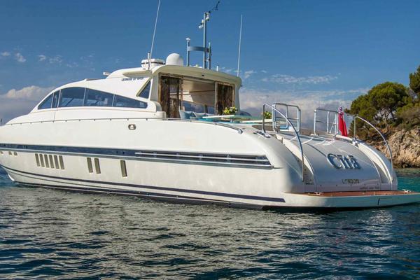 89' Arno Leopard Express Cruiser 2001 | Cita