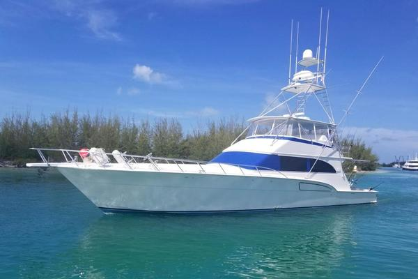 73-ft-Donzi-2004-Convertible-Reel Deal Miami Beach Florida United States  yacht for sale
