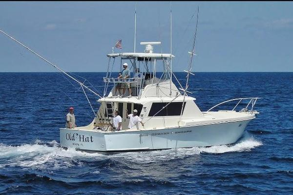 41-ft-Hatteras-1964-Sportfish-Old Hat Miami Florida United States  yacht for sale