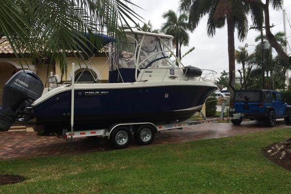 26-ft-Century-2016-2600 Walkaround-No Name Fort Lauderdale Florida United States  yacht for sale