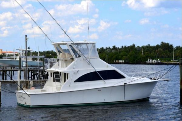 40-ft-Ocean Yachts-1997-Super Sport-REEL SLINKY Lake Worth Florida United States  yacht for sale