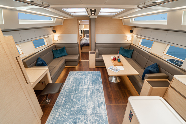 2018 Hanse 54' 548 Catalyst | Picture 2 of 54